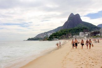 Beaches of Rio: a world of its own