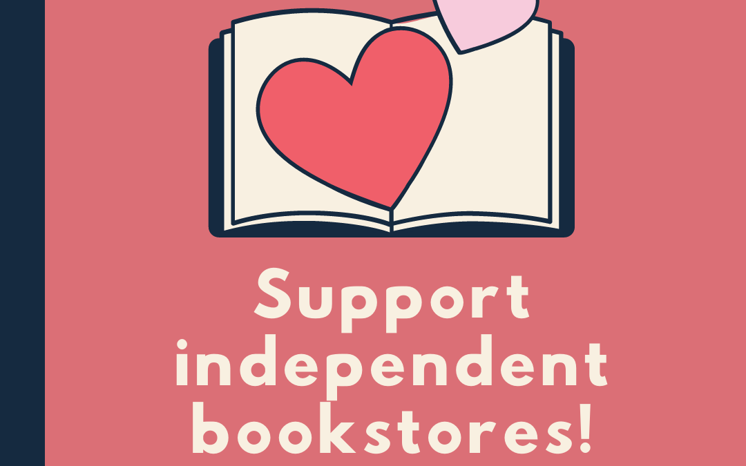 Support independent bookstores