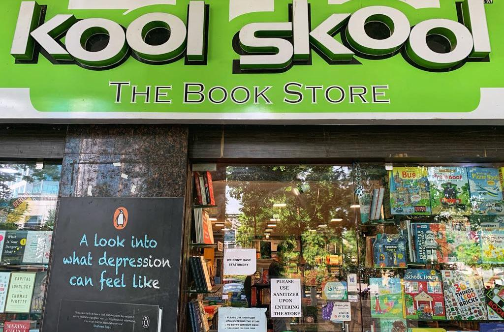 Kool Skool Bookstore Gurgaon