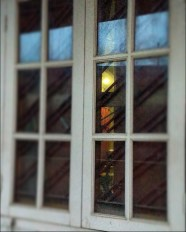 from the archives - window frame
