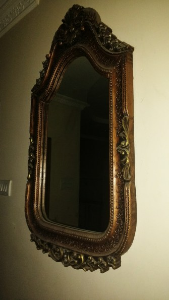 mirror frame - from the archives