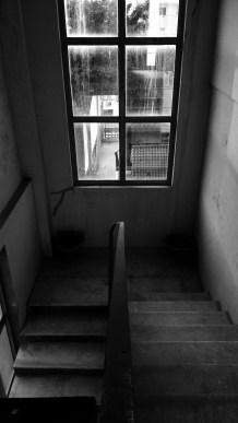 stairways up & down