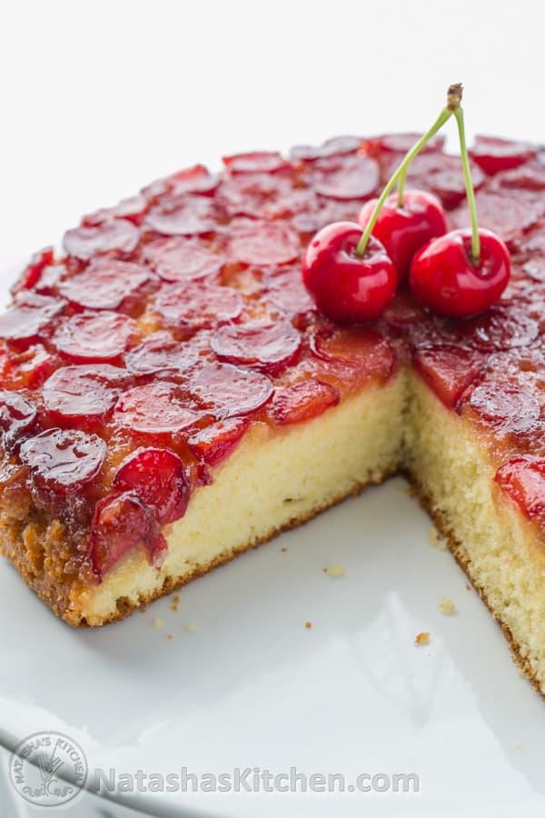 Upside Cake Recipe