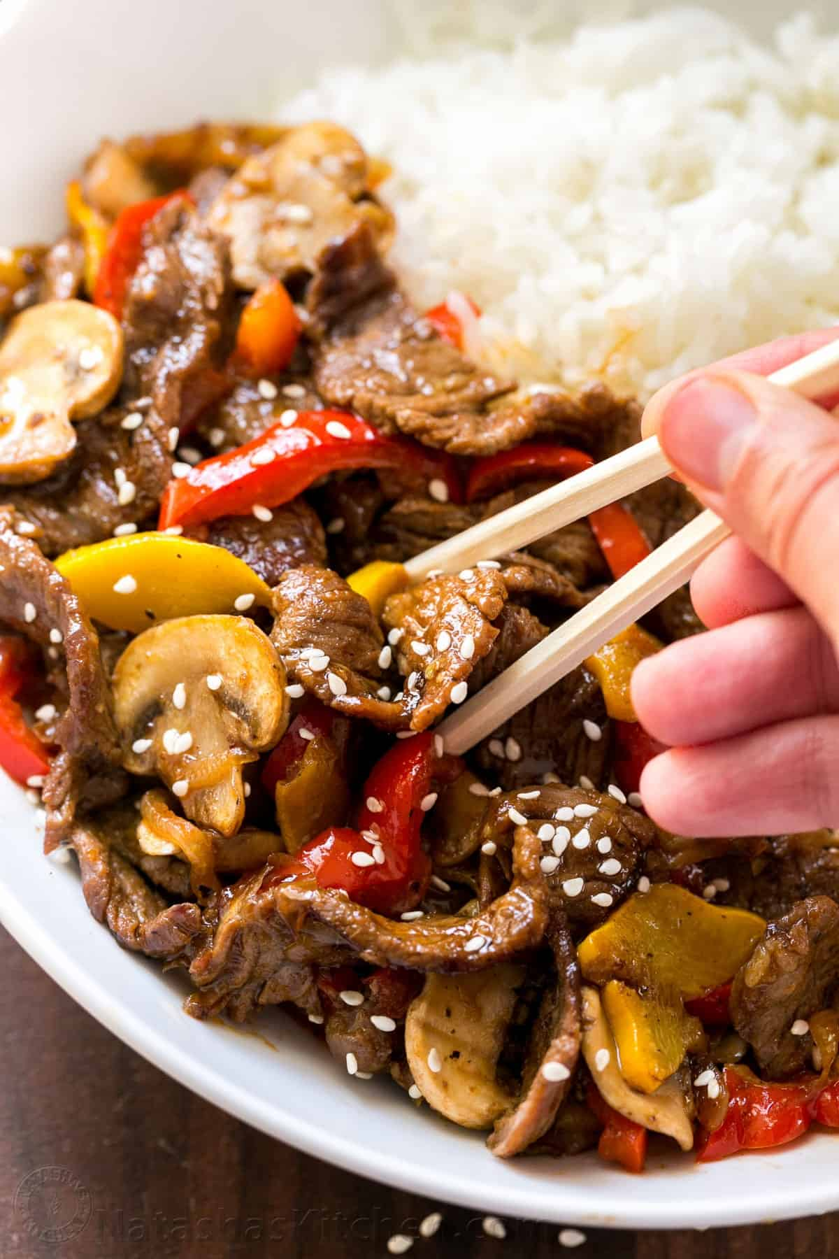 Beef Stir Fry Recipe With 3 Ingredient Sauce