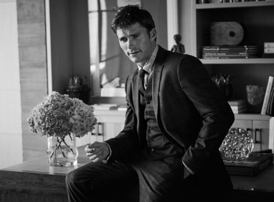 Scott Eastwood Suit