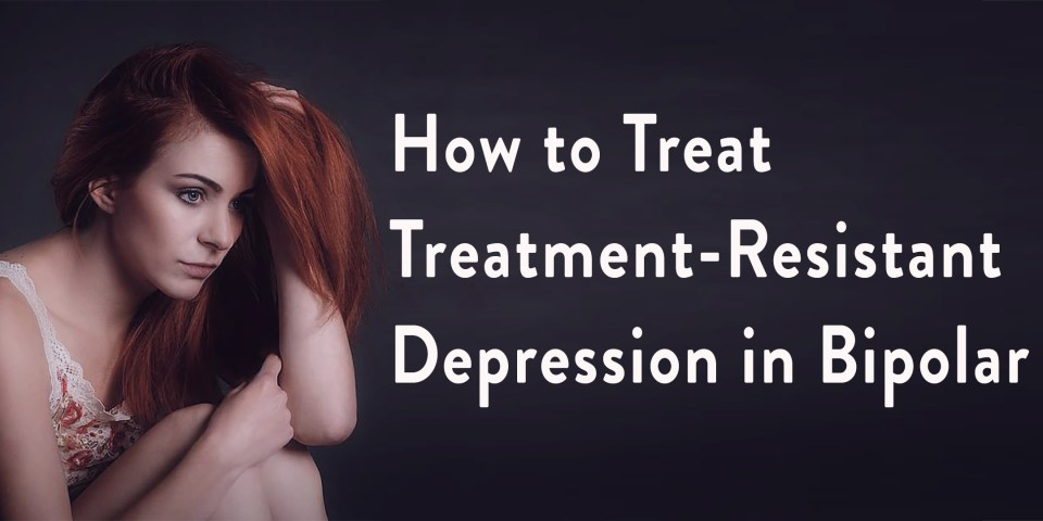 Treatment-resistant depression is common in bipolar disorder. To learn how to treat treatment-resistant depression in bipolar, register now.