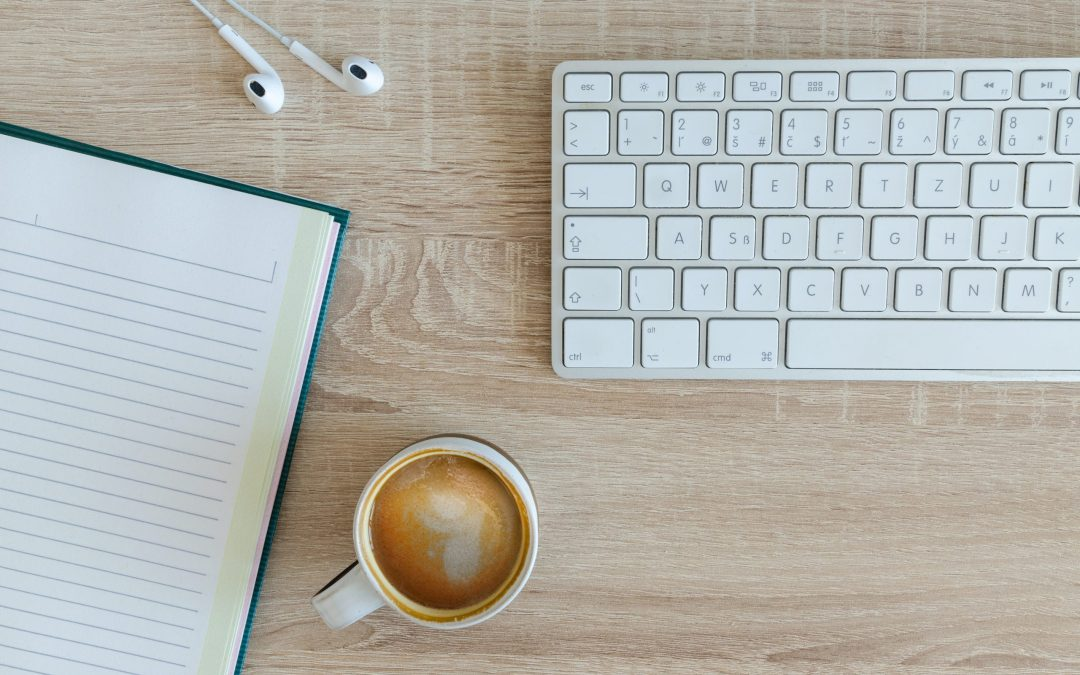 Tips on developing good writing habits
