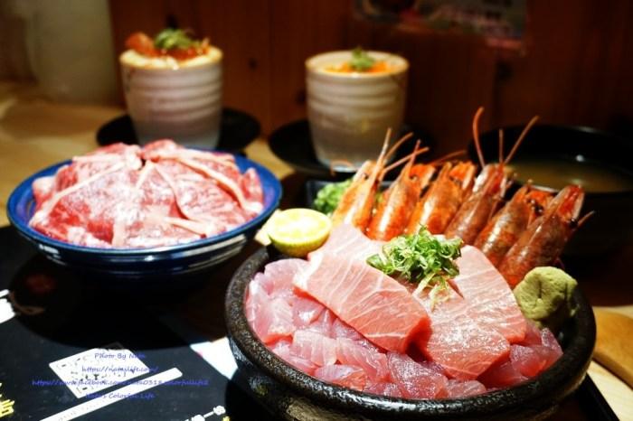 【美食♔台南安平區火鍋】纓風鍋物(台南安平店)。日式料理VS鍋物、黑鮪魚 PK A5黑毛和牛《專屬季節限定》