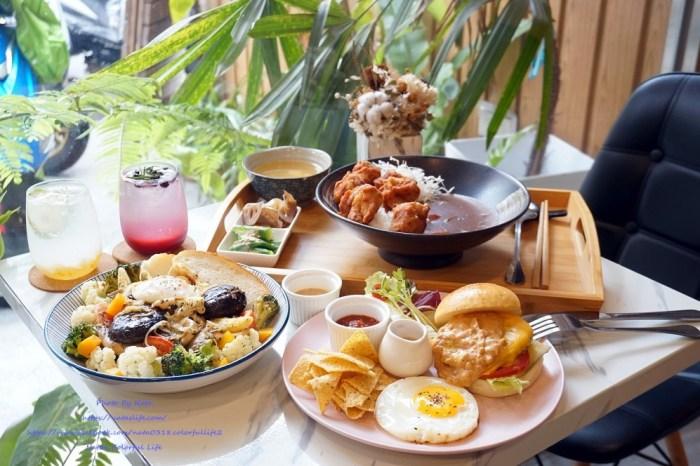【美食♔台南永康區早午餐】好鄰·食作。清新暖食早午餐,另有晚餐、輕食、簡餐