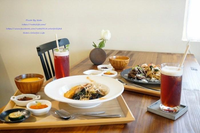 【美食♔台南北區西式料理】餵胃。一個禮拜只營業四天!每月菜單多變化創新口味,精心料理讓人值得一去