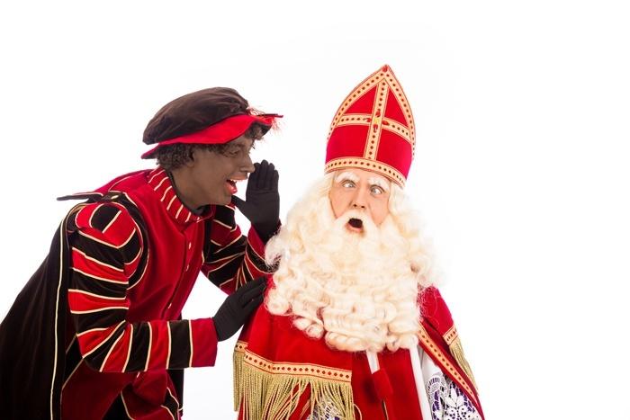 Een Piet zo zwart als een roetveeg