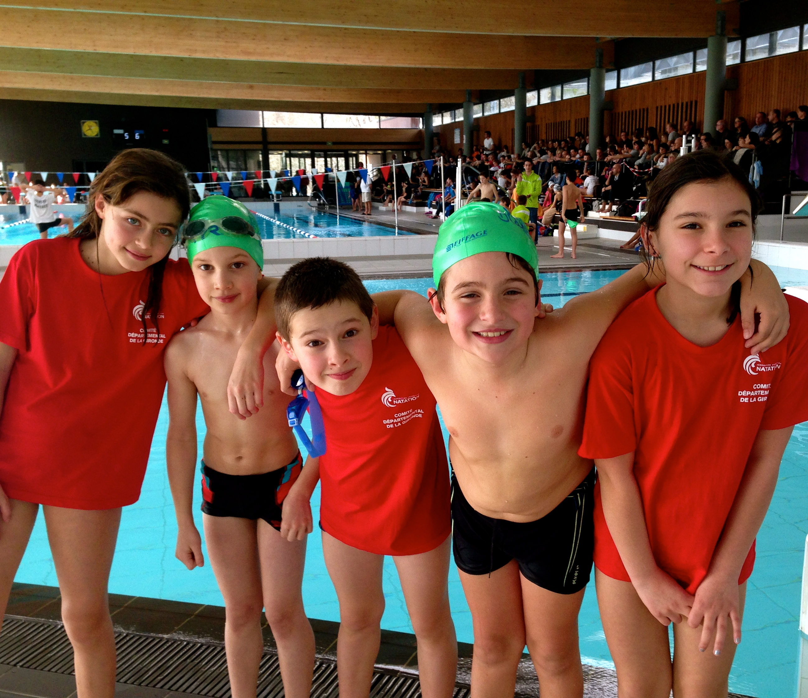 Enf e s blanquefort natation triathlon for Piscine universitaire talence