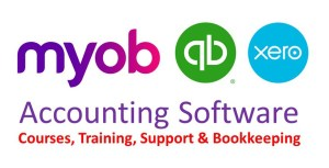 Accounting Software Training, Courses and Bookkeeping - QuickBooks, Xero & MYOB - small