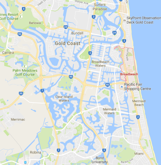 Gold Coast local bookkeeper and office admin Broadbeach