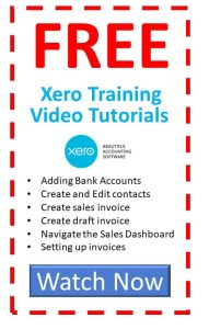 Free Xero Beginners Training Course Video Tutorials from Accredited Certified BAS Agents - National Bookkeeping