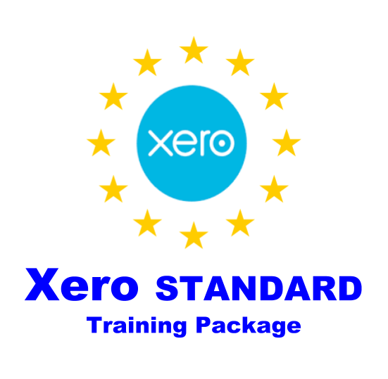 National Bookkeeping Xero STANDARD Training Course Package and Support - 123 Group