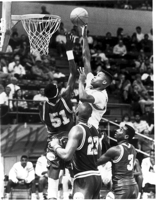 P.J. BROWN -- A former Winnfield High School and Louisiana Tech standout, Brown played 15 NBA seasons with five teams -- including four years with the New Orleans Hornets. Brown, a second-round draft pick (29th overall) of the New Jersey Nets in 1992, distinguished himself as a defensive stalwart during his career. A 6-foot-11 forward/center, he was three times a second-team pick on the NBA's All-Defensive team. He averaged 9.9 points and 7.7 rebounds in 1,089 career games, of which he started 990 times. He averaged double digits in scoring five times with a high of 11.4 points in 1998-99 with the Miami Heat. His top rebounding season came when he averaged 9.8 per game for the Charlotte Hornets in 2001-02, but was a model of consistency averaging at least 8.0 points in 12 of his 15 NBA seasons and at least 7.0 rebounds in nine seasons. He shot 46.0 percent from the field and 79.4 percent from the free-throw line. In his final season in 2007-08, he won his first NBA title with the Boston Celtics. He averaged 7.1 points and 6.6 rebounds in 106 career playoff games. At Tech, he averaged 10.1 points, 8.4 rebounds and 2.0 blocks a game despite playing just 25.7 minutes a contest. Born 10-14-1969 in Detroit, Mich.