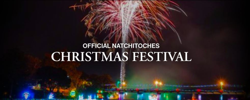 Natchitoches Christmas Season 2016 Schedule Of Events