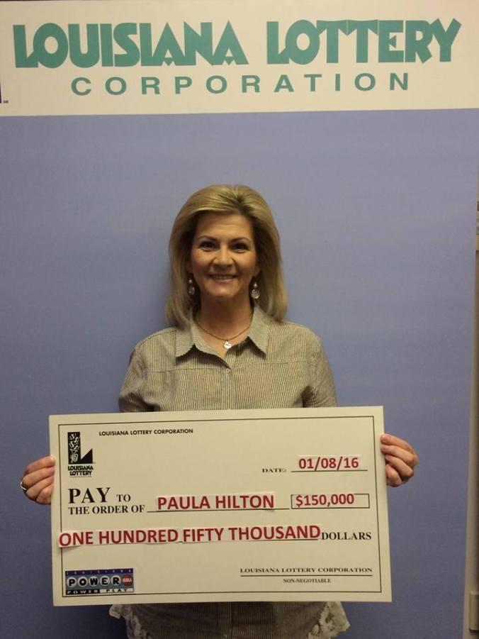 PaulaHilton - 150K winner