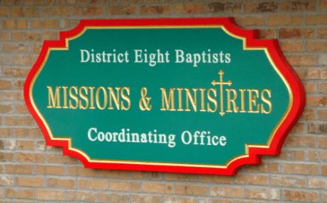 DistrictEightBaptists