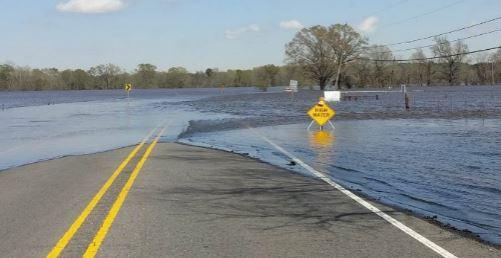 FloodParishRoad