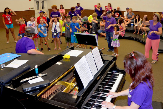 Fun with Music Camp