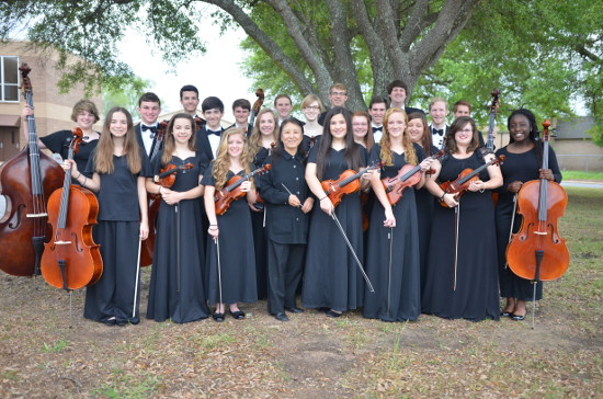 NCHS Orchestra 2016