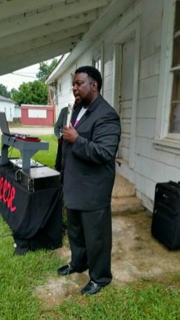 Tobacco Free_Pastor Steven Harris