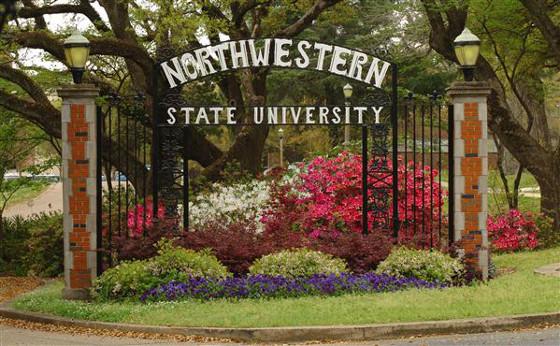 Northwestern State University of Louisiana f