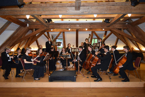 Performance at Mozarthaus