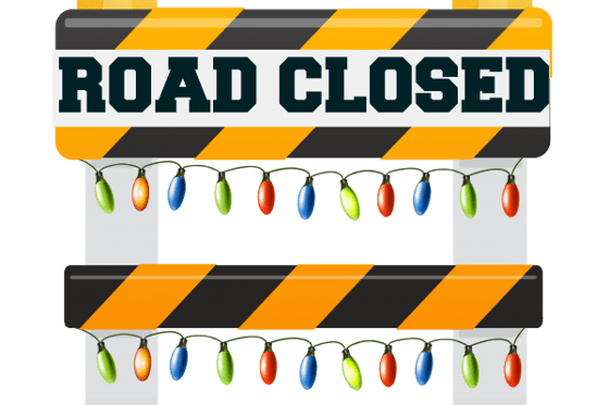 christmas-road-closures