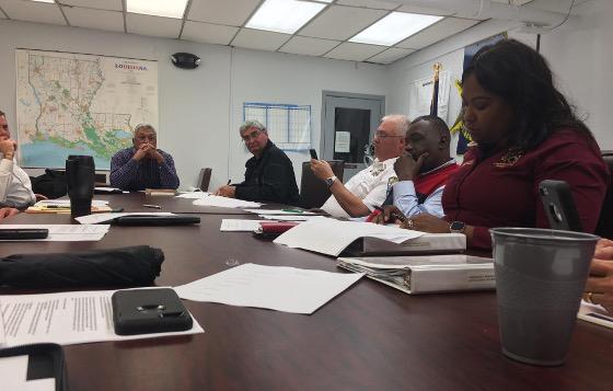 Natchitoches office of homeland security and emergency - Office of homeland security and preparedness ...