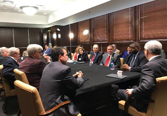 NPJ-Legislative Priority Meeting