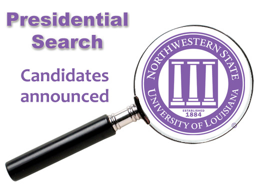 NSU-Presidential Search_Candidates Announced