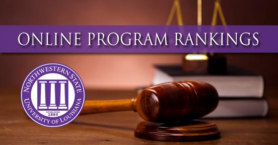 NSU-online program rankings