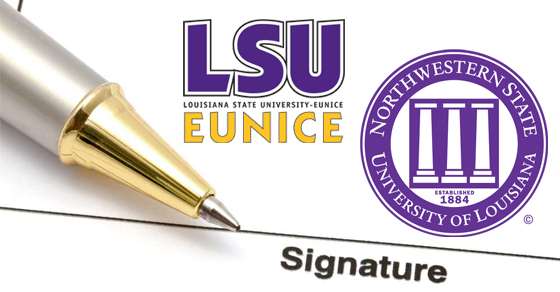 NSU signs agreement