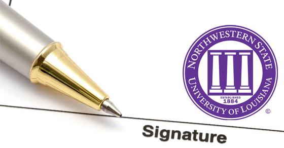 NSU signs