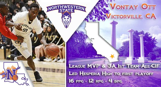 NSU-Vontay Ott graphic