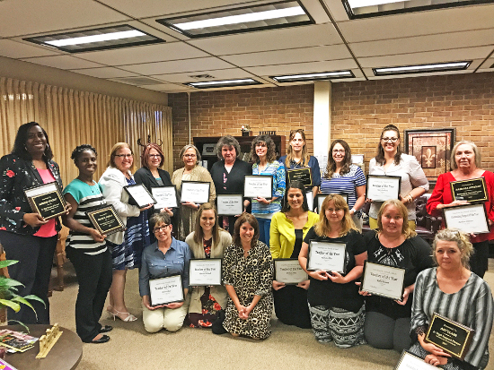 NPSB - Teachers 2017