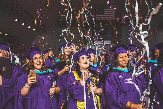 NSU-Graduates by town 2017