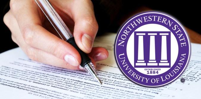 NSU Signing