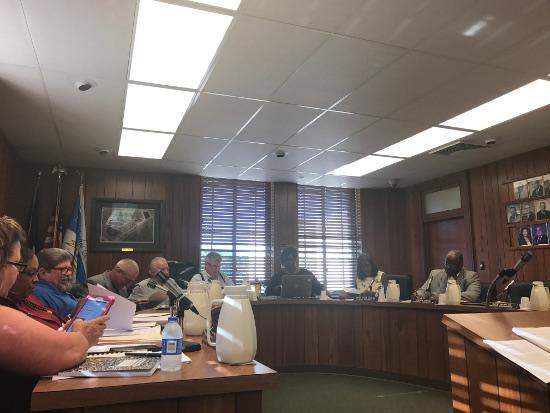 Parish Council May 15 2017