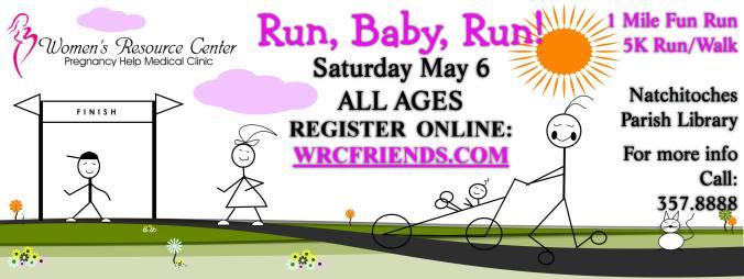WRC-Run Baby Run 2017