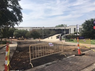 NSU Resurfacing Sam Sibley Drive
