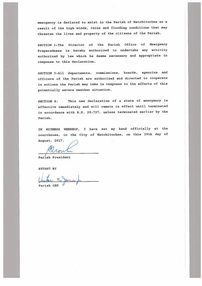 Emergency Declaration 08.29.2017-2