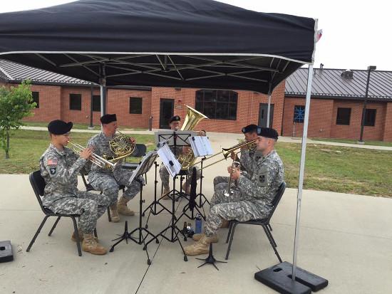 army brand brass 2017