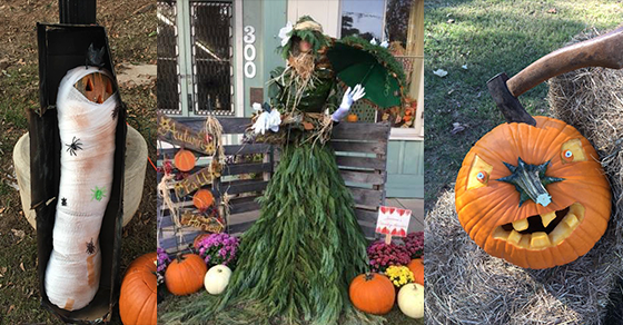 Pumpkins and Scarecrows_MAIN GRAPHIC