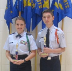 JROTC-Cadets of the Quarter