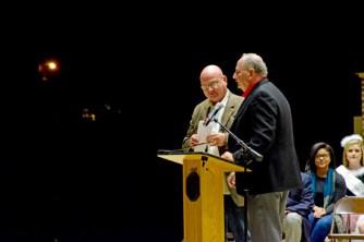 Riverbank_Jim Rhodes and Mayor