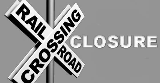 Railroad Crossing Closure